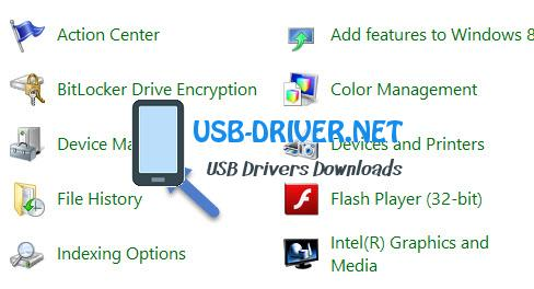 usb driver Device Manager Windows - Archos Core 55S Ultra