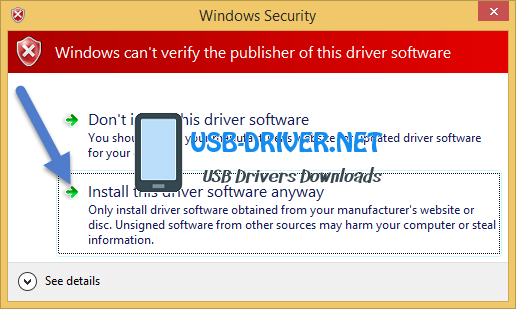 usb driver Install this driver software anyway 1 - Archos Core 55S Ultra
