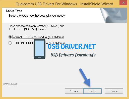 Download Yu YU4711 USB Driver  for Windows