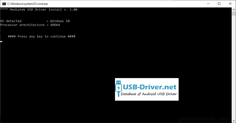 Download Eton P5 USB Driver - mediatek driver auto installer setup