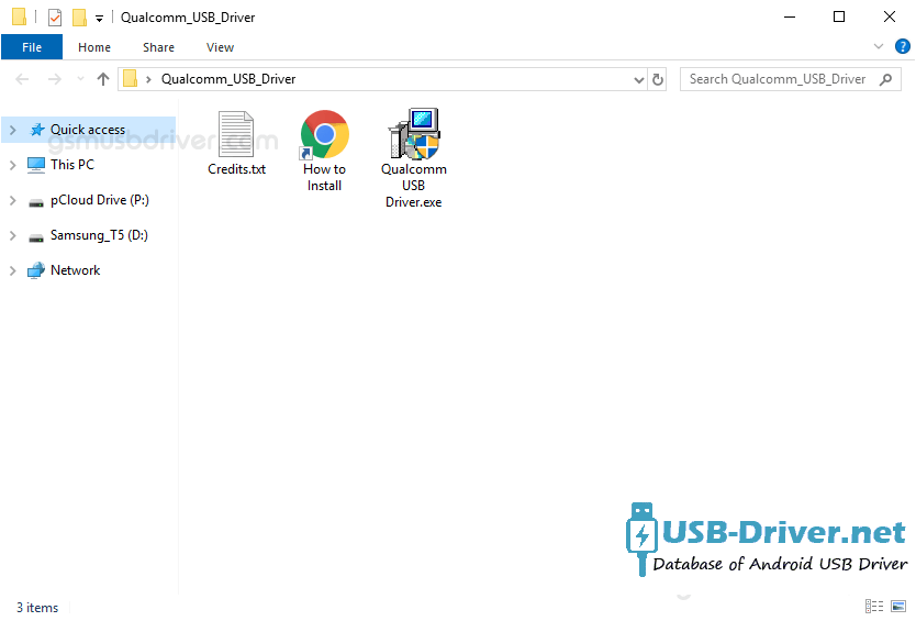 Download Daxian I959 USB Driver - qualcomm driver files