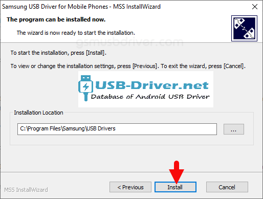 Download Samsung SC-05G USB Driver - samsung driver install