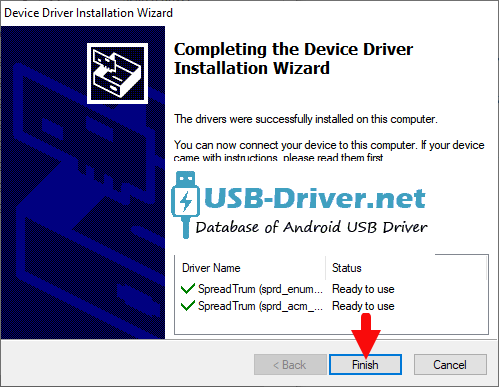 Download Mycell S1 USB Driver - spreadtrum jungo success