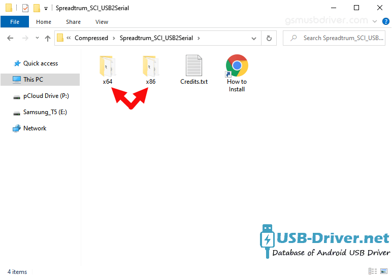 Download Mycell S1 USB Driver - spreadtrum sci files