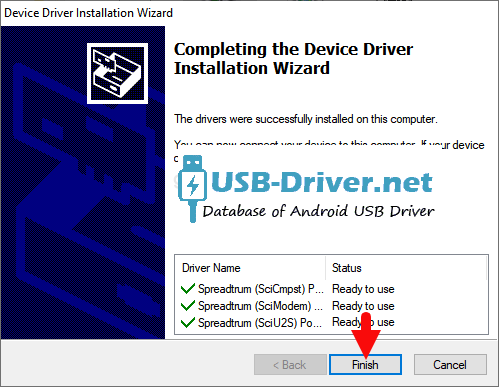 Download Mycell S1 USB Driver - spreadtrum sci success